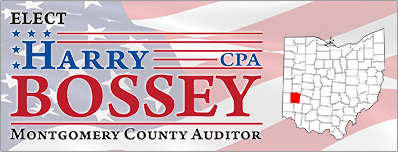 Harry Bossey for Montgomery County Auditor